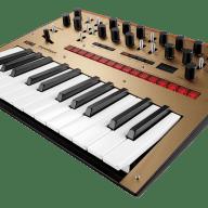 Korg Monologue Monophonic Analogue Synthesizer Gold
