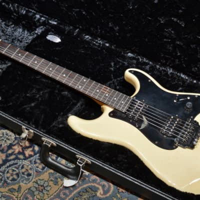Fender Japan  Contemporary Stratocaster  Olympic White 1985' for sale