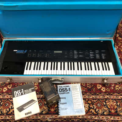 Korg DSS-1 61-Key Digital Sampling Synthesizer