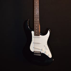 Dean Playmate Avalanche Strat Style 3 Single PU Electric Guitar - Free Shipping for sale