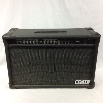 """Crate GX-212 2-Channel 115-Watt 2x12"""" Solid State Guitar Combo"""