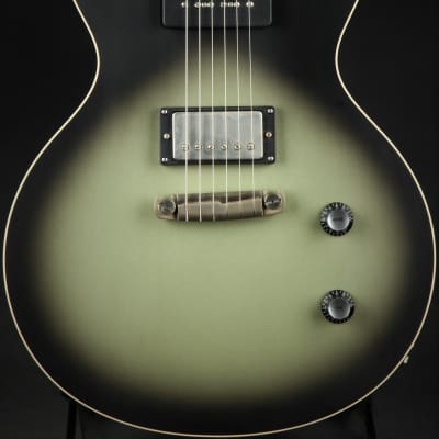 Nik Huber Eddie's Guitars Exclusive Krautster II Custom - Vintage Silver Burst