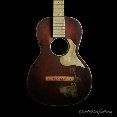 Vintage 1920s-30s Stromberg-Voisinet Acoustic Guitar for sale
