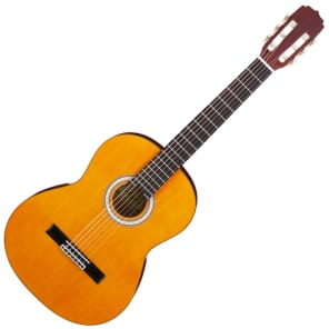 ARIA Classic guitar AK15 Natural (RRP £149) with free gig bag for sale