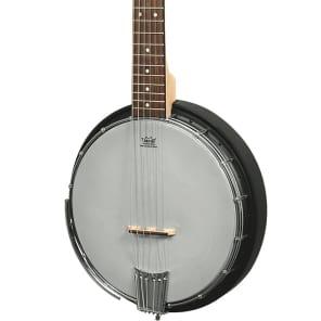 Gold Tone AC-6+ 6-String Acoustic-Electric Banjo