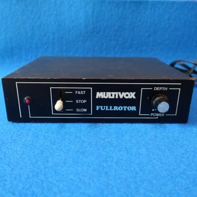 Multivox (Hillwood) MX-2 Full Rotor Leslie Speaker Simulator 80s Made in Japan Vintage MIJ for sale