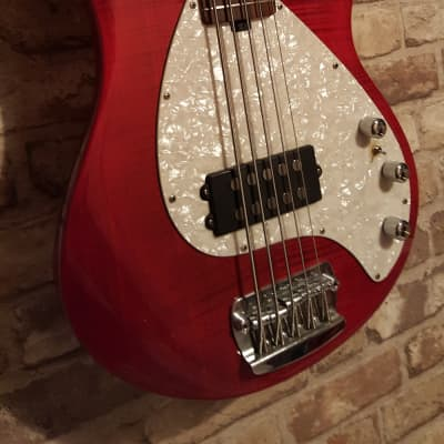 OLP Stingray 5 String Bass (licensed by Ernie Ball). for sale