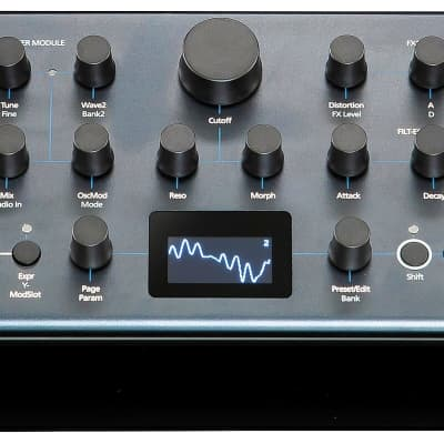 Modal Electronics Argon8M 8 Voice Wavetable Synthesizer Module