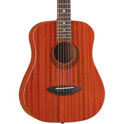 Luna Guitars Limited Safari Muse Mahogany 3/4 Size Acoustic Guitar