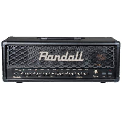 Randall Amplification Diavlo RD100H 100 Watt 3-Channel All Tube Amplifier Head DEMO