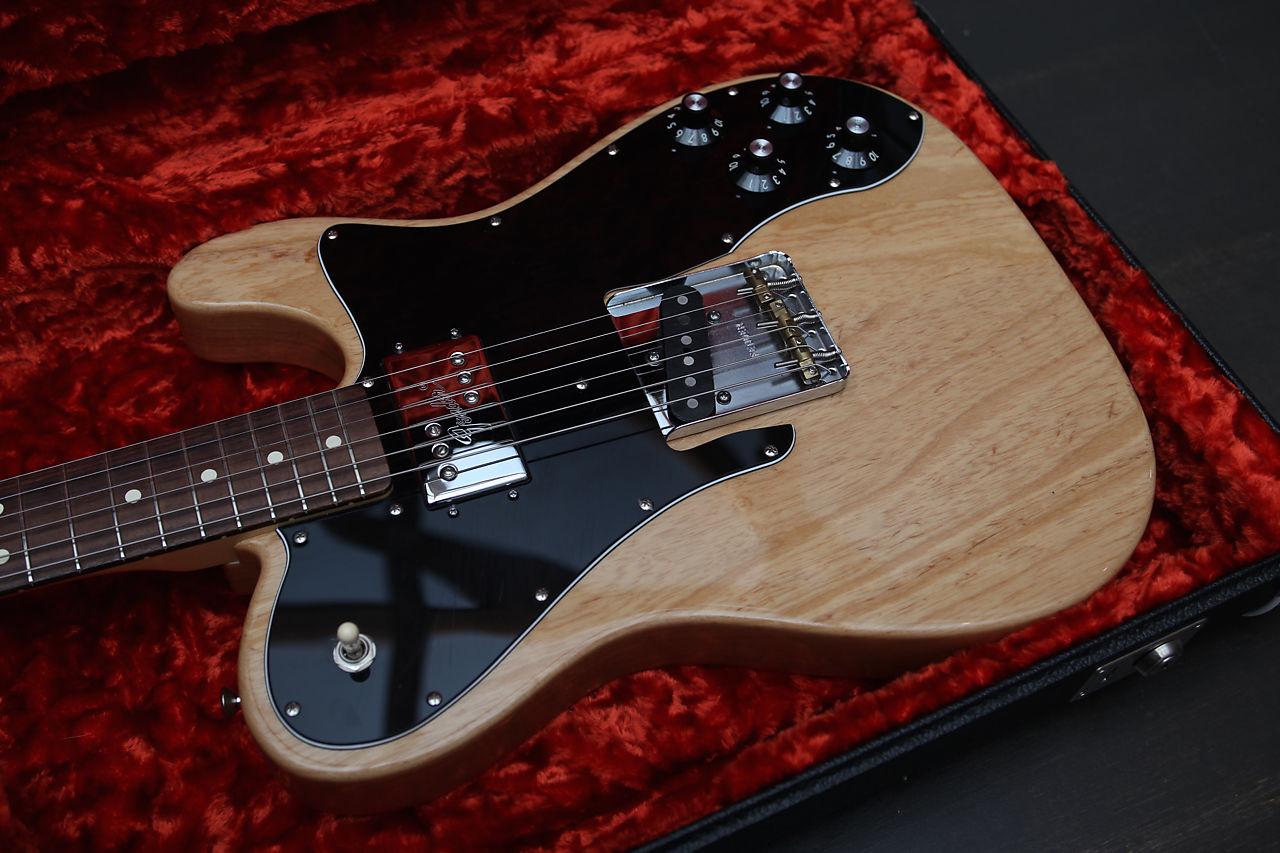 Fender Fsr 72 Telecaster Custom Natural Best 2018 Deluxe Wiring Diagram Wow New Colors For Clic Tele Guitar