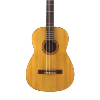 Enrique Sanfeliu ~1915 - Enrique Garcia style classical guitar (Estruch Hermanos label) + video! for sale