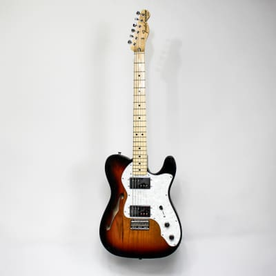 Fender Classic Series '72 Telecaster Thinline 2018 Natural for sale