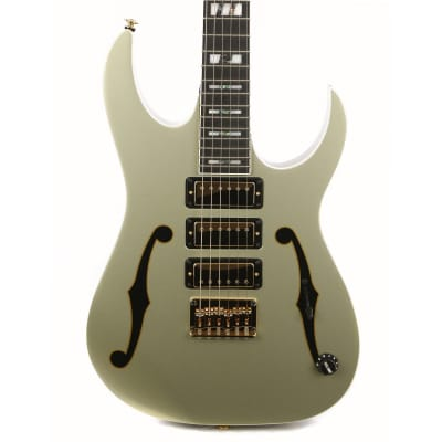 Ibanez PGM333 Paul Gilbert 30th Anniversary Champagne Gold for sale