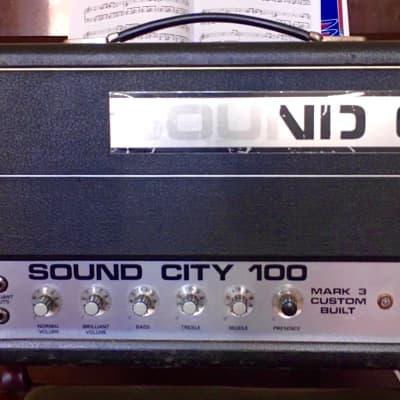 Sound City L100 mk3 1968 for sale