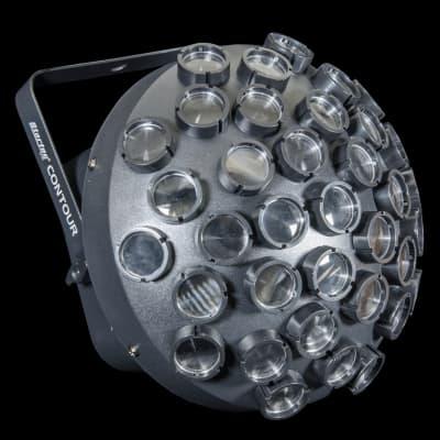 American DJ Startec Series Contour Modern Mirror Ball Lighting Effect
