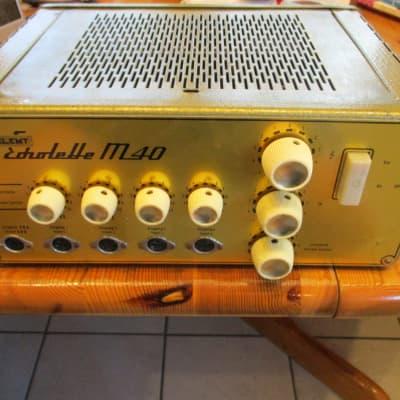Echolette M40 Röhrenverstärker tube amplifier