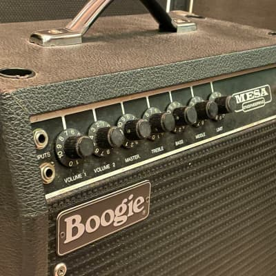 Mesa Boogie S.O.B.  1984 black - Collectors item! for sale