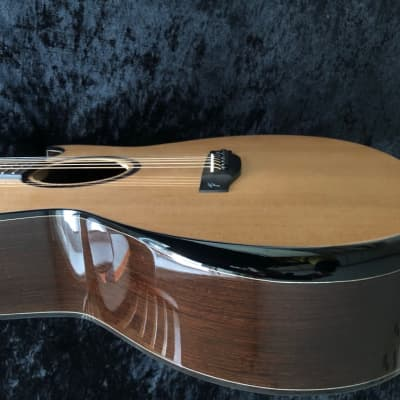 New Terry Pack OWC acoustic electric  guitar, solid wenge / cedar. Free L.R.Baggs Anthem worth  £325 for sale