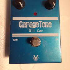 Visual Sound GarageTone Oil Can Phaser Blue