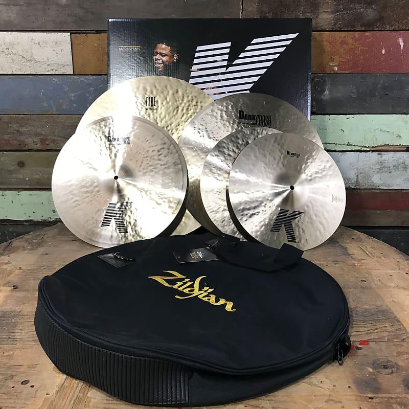zildjian k0800 k pack w free zildjian cymbal bag reverb. Black Bedroom Furniture Sets. Home Design Ideas