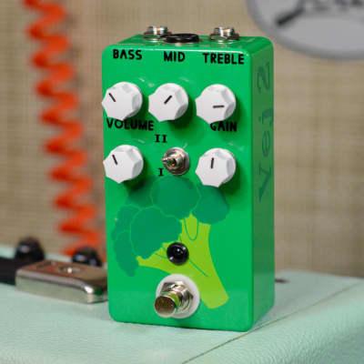 Vej2 - Preamp Overdrive - Green