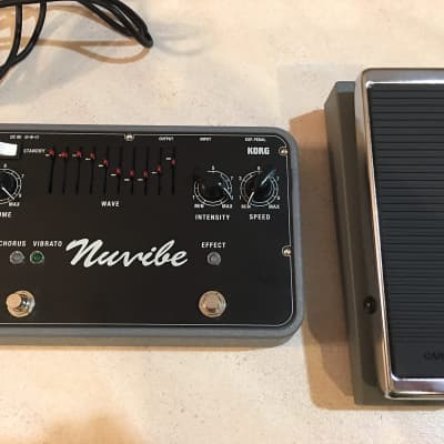 Korg Nuvibe  2018 Black and silver for sale