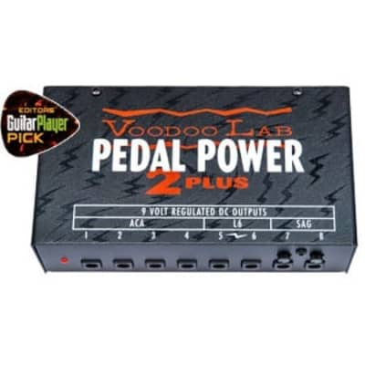 Voodoolabs Pedal Power 2+