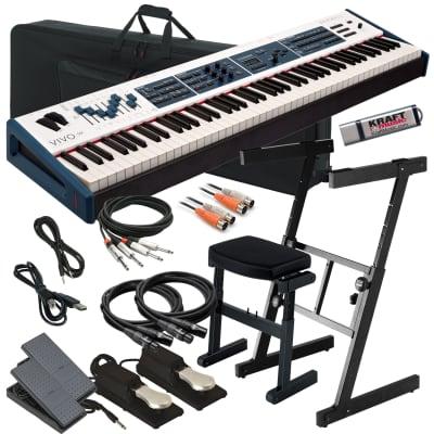 Dexibell VIVO S9 Stage Piano - Stage Essentials Bundle