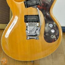 Mosrite Joe Maphis Model 1 1966 Natural image