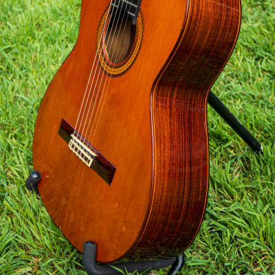 1977 Ramirez 1A, Cedar/Indian Rosewood, Luthier Stamp #5, New Fingerboard Low Action