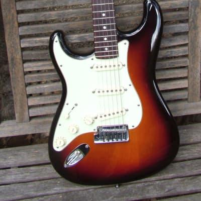 Left handed FENDER American Deluxe Stratocaster / 2013 for sale