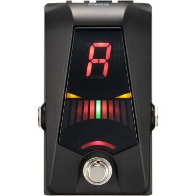 Korg PB-AD Pitchblack Advance Pedal Tuner, Black for sale