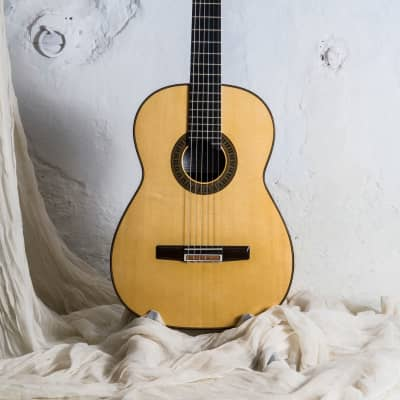Vicente Carrillo Herencia Especial New Concept. Spruce top 2016 Pearl