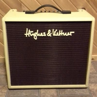 """Hughes & Kettner Edition Blonde 2-Channel 50-Watt 1x12"""" Solid State Guitar Combo 1999"""