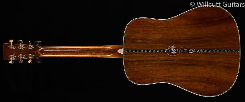 Excalibur Auto Body >> Martin CF Martin D-45 Excalibur (346) | Willcutt Guitars ...