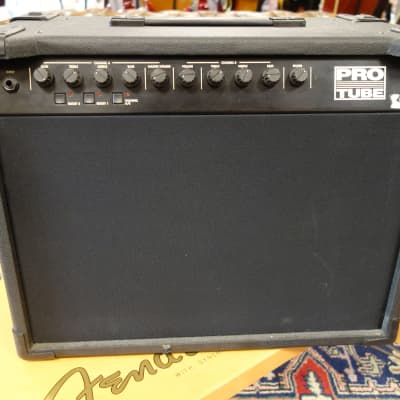 London City Pro Tube 65 with footswitch and donor amp for sale