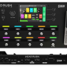 Headrush Multi Effects Board 2017  Black