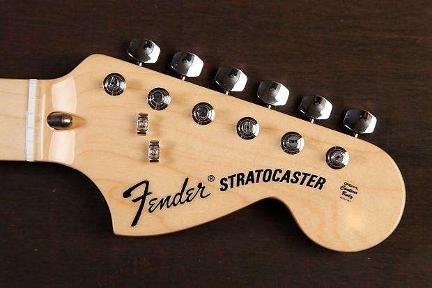 fender vintage 70s reissue stratocaster neck tuners reverb. Black Bedroom Furniture Sets. Home Design Ideas