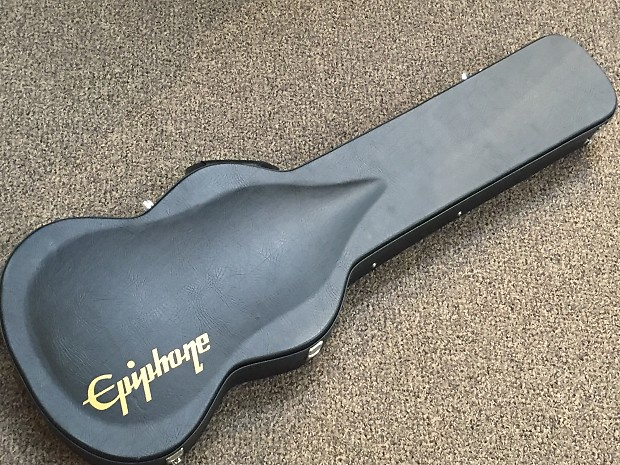 Epiphone Epiphone Vintage G-400 SG Electric Guitar W/ Hard