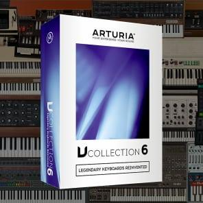 Arturia V Collection 6 Software Instrument Bundle (Download)