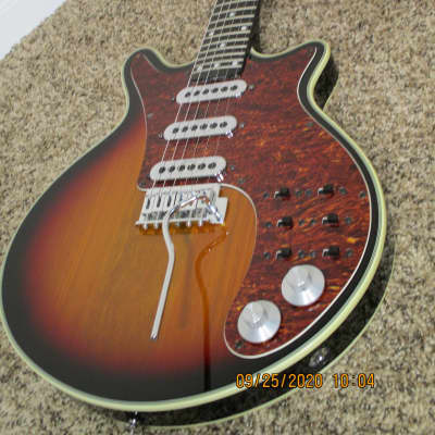 Burns Brian May Signature Special , 2000s, Tricolor Sunburst for sale