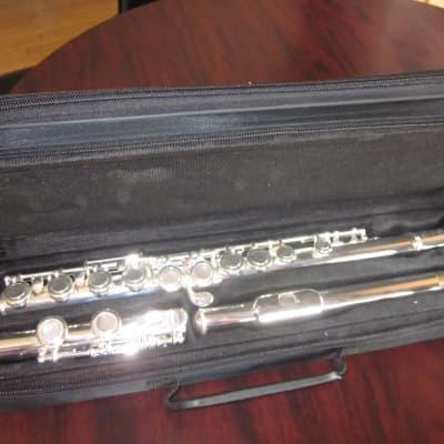 Ravel by Gemeinhardt 202SP Student Flute #3675