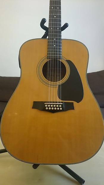 ibanez v302 12 string acoustic guitar reverb. Black Bedroom Furniture Sets. Home Design Ideas