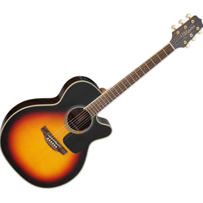 Takamine GN51CEBSB NEX Cutaway Acoustic/Electric Guitar - Brown Sunburst for sale