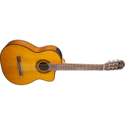 Takamine GC1CE Nylon Electro Classical, Natural for sale