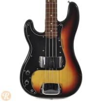 Fender Precision Bass Lefty 1978 Sunburst image