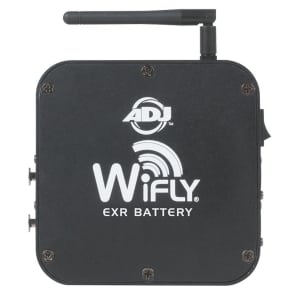 American DJ WIF653 WiFLY Battery Wireless DMX Transceiver