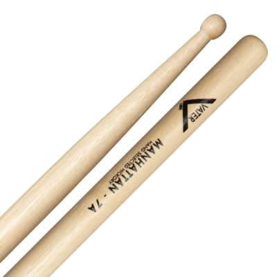 Vater Manhattan 7A Wood Tip Drum Sticks