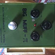 Electro-Harmonix Big Muff V7 1990's Green